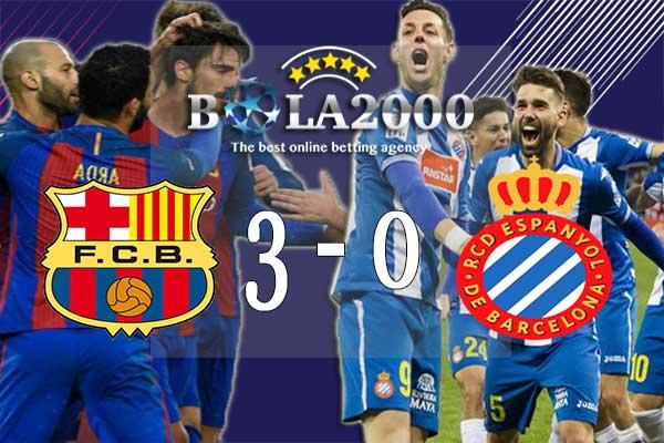 Prediksi Bola Jitu Barcelona vs Espanyol 26 Januari 2018