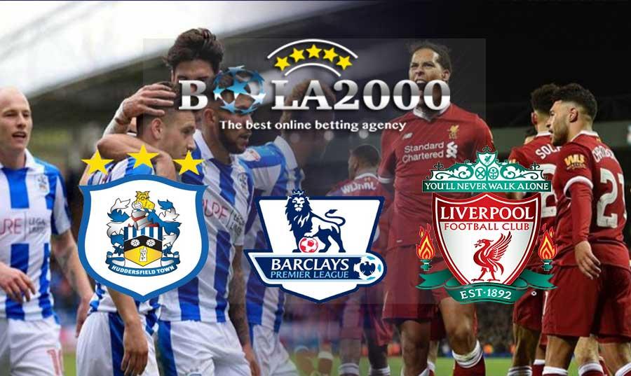prediksi bola 31 januari 2018 huddersfield vs liverpool