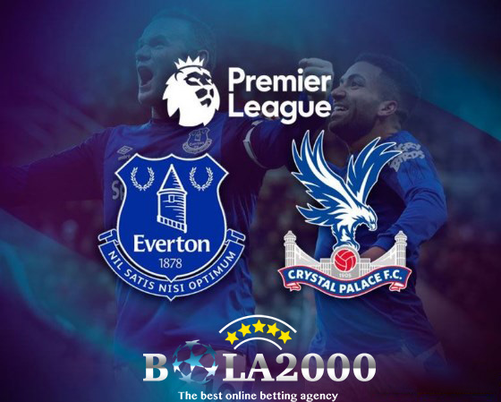 Prediksi Bola Akurat Everton vs Crystal Palace 10 Februari 2018