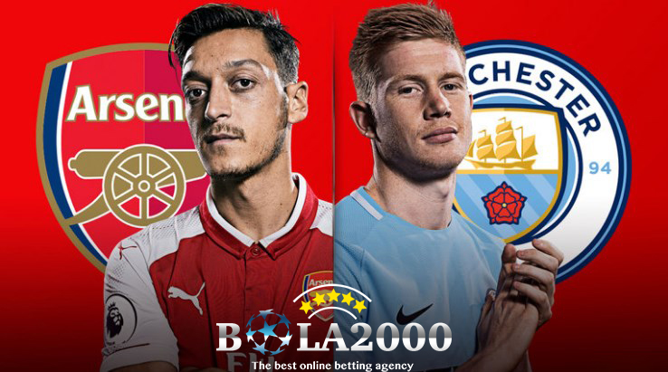 Prediksi Bola Arsenal vs Manchester City 25 Feb 2018