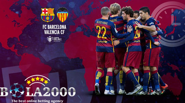 Prediksi Bola Paling Jitu Barcelona vs Valencia 2 Februari 2018