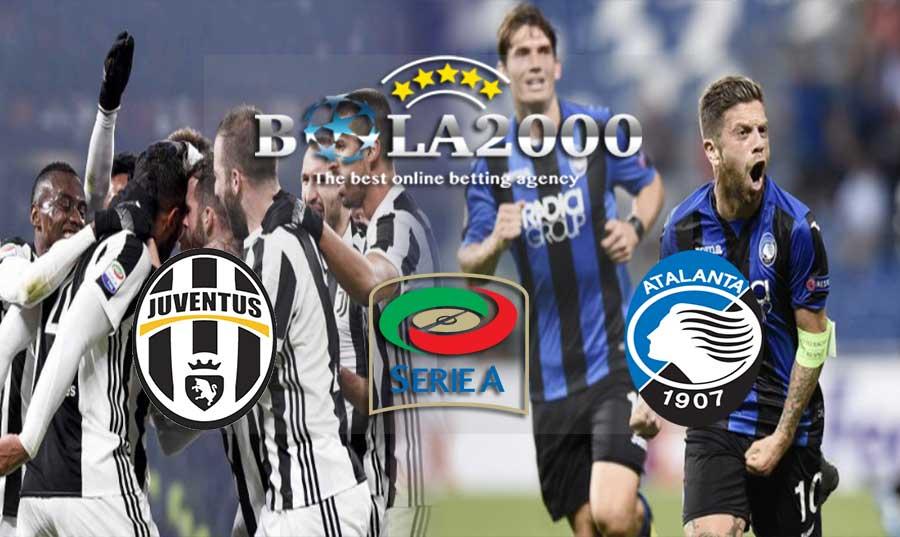 Prediksi Bola Liga Italia Juventus vs Atalanta 26 Februari 2018