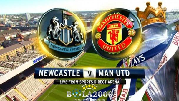 Prediksi Bola Paling Tepat Newcastle United vs Manchester United 11 Feb 2018