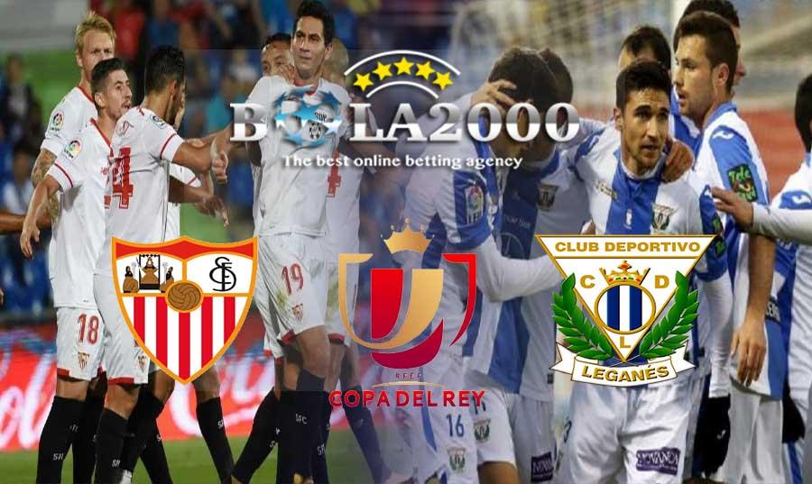Prediksi Bola Akurat Sevilla vs Leganes 08 Februari 2018