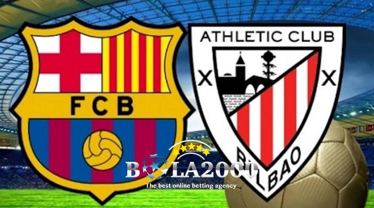 Prediksi Bola Liga Spanyol Barcelona vs Athletic Bilbao 18 Mar' 2018