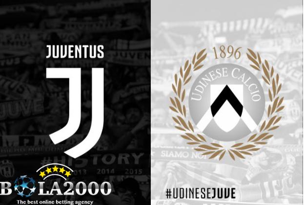 Prediksi Bola Liga Italy Juventus vs Udinese 11 Mar' 2018