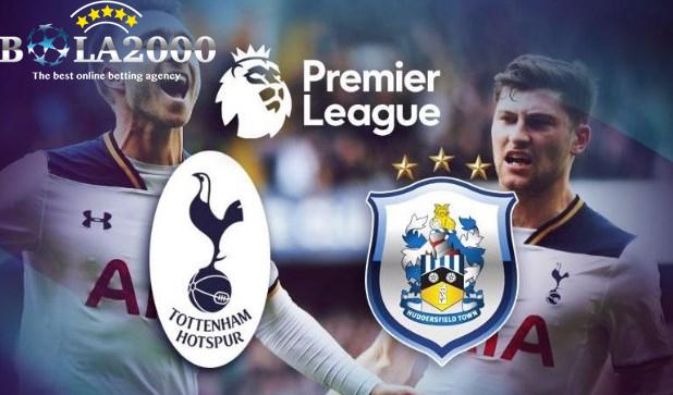 Prediksi Skor Bola Tottenham Hotspur vs Huddersfield Town 3 Mar' 2018