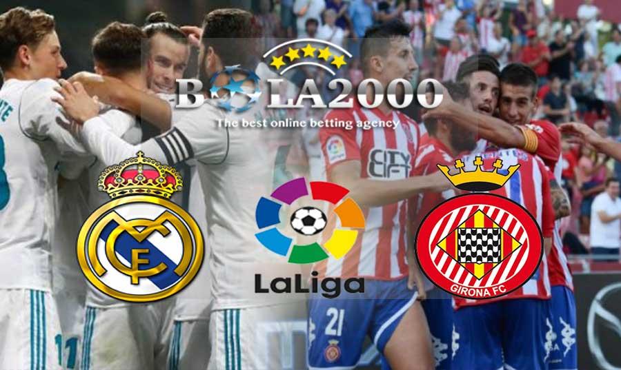 Prediksi Bola 19 Maret 2018 Liga Spanyol Real Madrid vs Girona