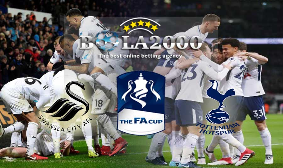Prediksi Bola 17 Maret 2018 FA Cup Swansea vs Tottenham