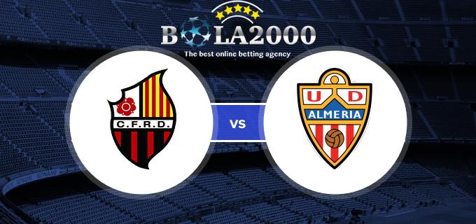 Prediksi Bola Reus vs Almeria 25 Maret 2018
