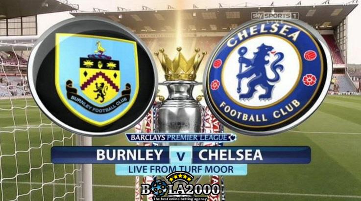 Prediksi Skor Bola Burnley vs Chelsea 20 Apr' 2018