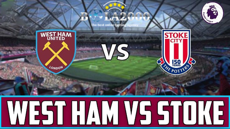 Prediksi Skor West Ham United vs Stoke City 17 Apr' 2018