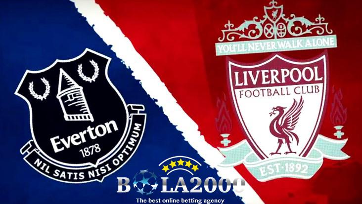 Prediksi Skor Everton vs Liverpool 7 Apr' 2018
