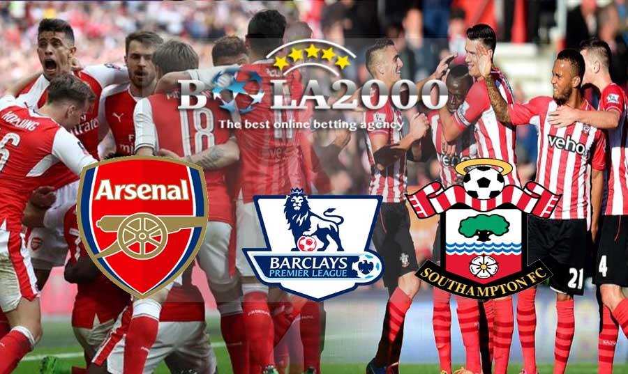 Prediksi Bola 08 April 2018 Liga Inggris Arsenal vs Southampton