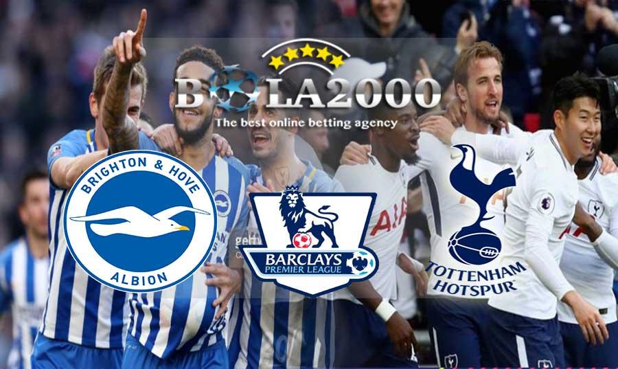 Prediksi Bola 18 April 2018 Liga Inggris Brighton vs Tottenham