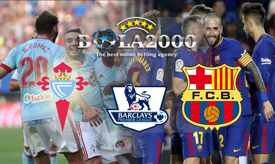 Prediksi Bola 18 April 2018 Liga Spanyol Celta Vigo vs Barcelona
