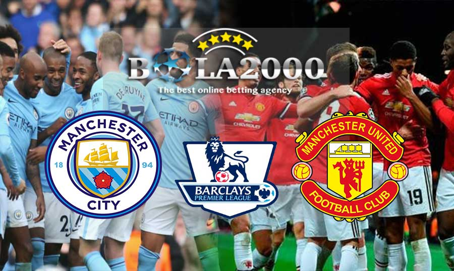 Prediksi Bola 07 April 2018 Manchester City vs Manchester United