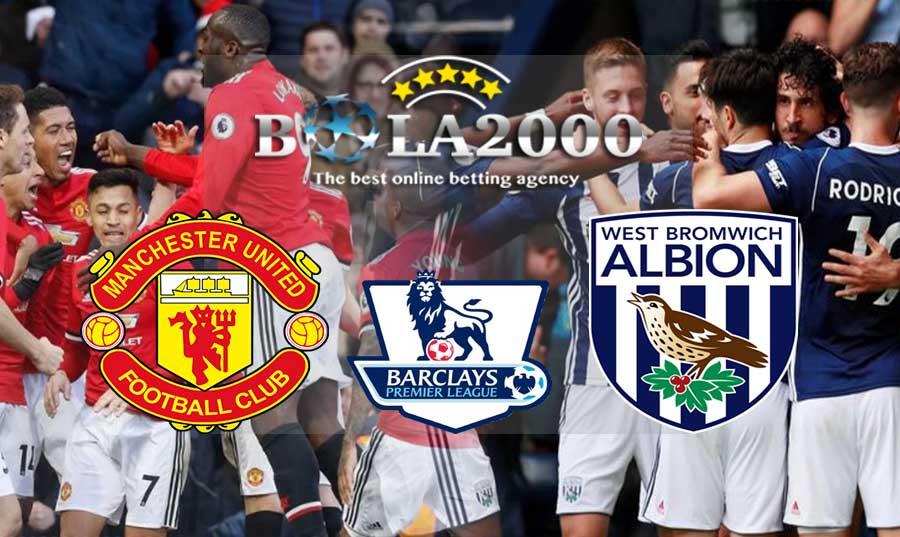 Prediksi Bola 15 April 2018 Liga Inggris Manchester United vs West Brom