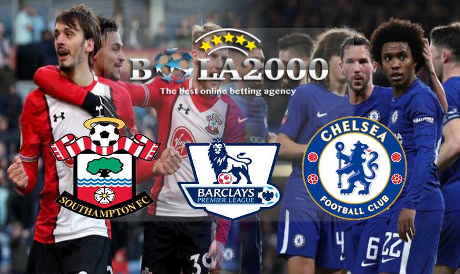 Prediksi Bola 14 April 2018 Liga Inggris Southampton vs Chelsea