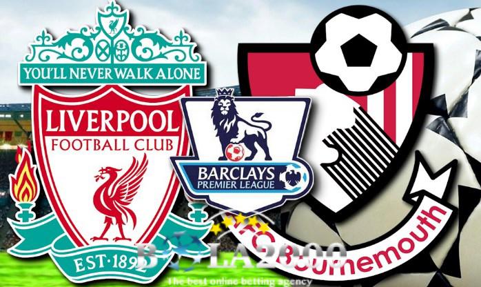 Prediksi Skor Bola Liverpool vs AFC Bournemouth 14 Apr' 2018