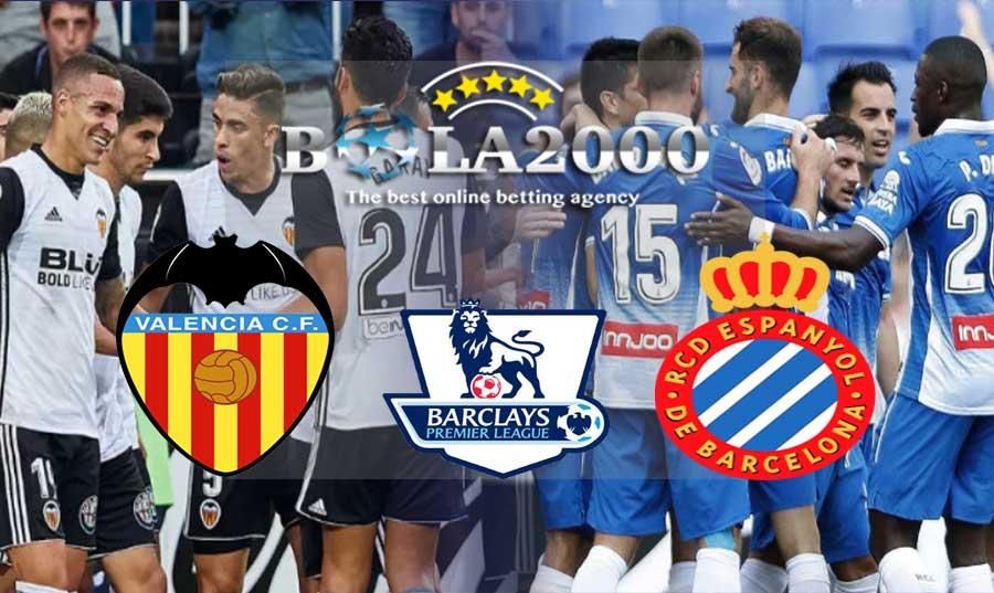 Prediksi Bola 09 April 2018 Liga Spanyol Valencia vs Espanyol