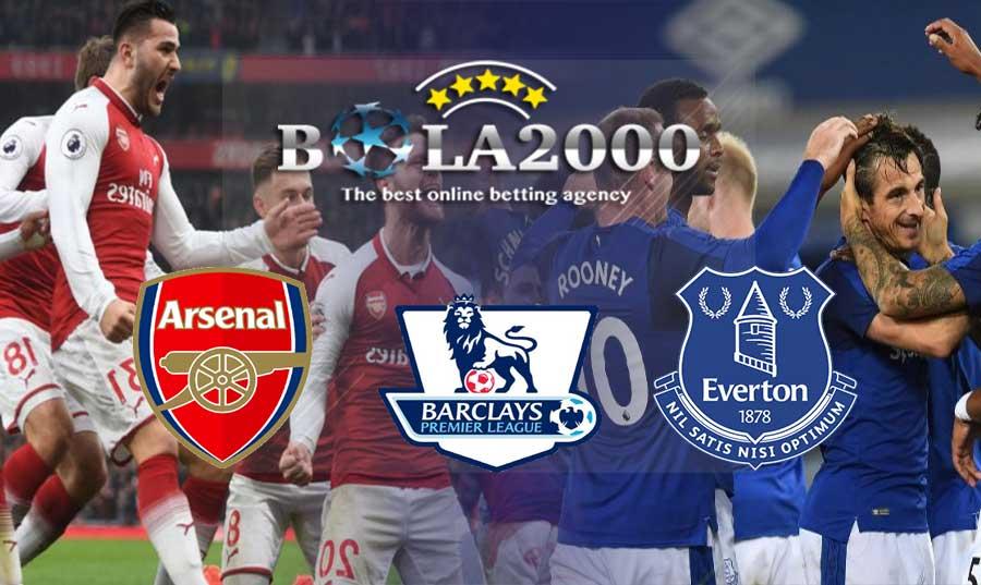 Prediksi Bola Terakurat Arsenal vs Everton 04 Februari 2018
