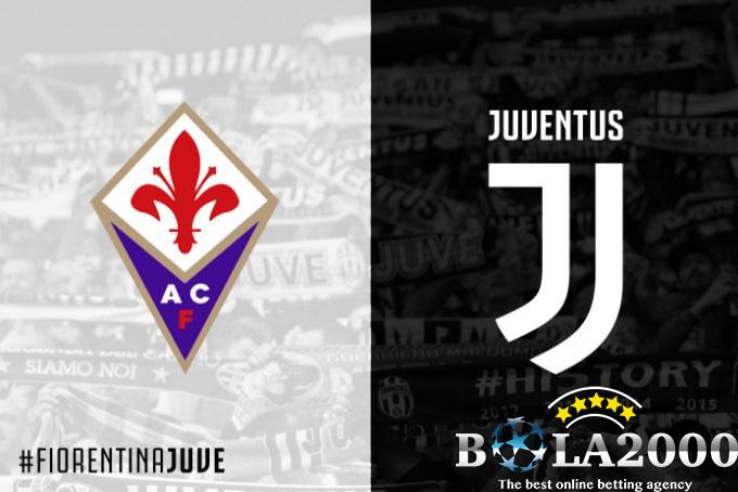 Prediksi Skor Bola Fiorentina vs Juventus 10 Februari 2018