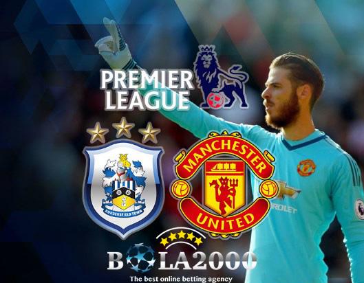 Prediksi Bola Huddersfield Town vs Manchester United 18 Feb 2018