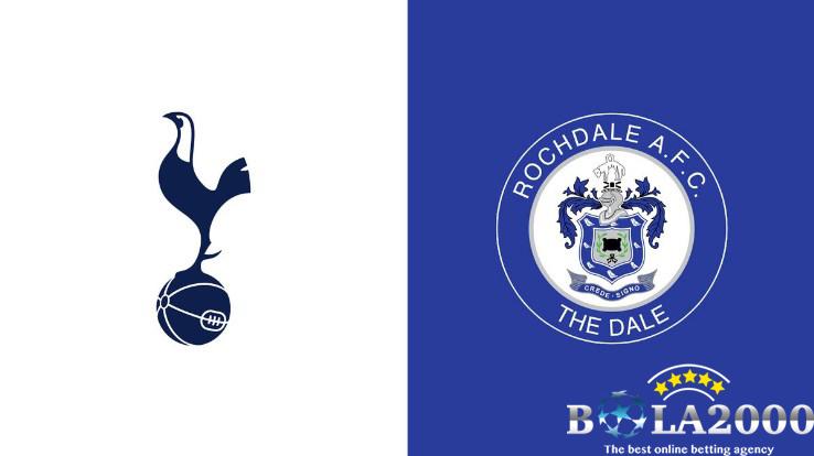 Prediksi Bola Liga Inggris Tottenham Hotspur vs Rochdale 1 Mar 2018