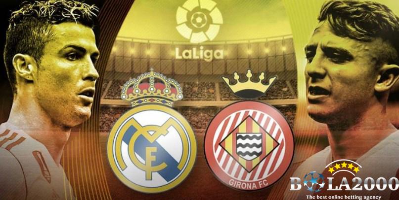 Prediksi Bola Real Madrid vs Girona 19 Mar' 2018