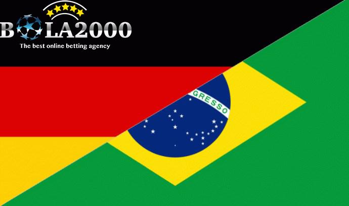Prediksi Bola Jerman vs Brasil 28 Mar' 2018