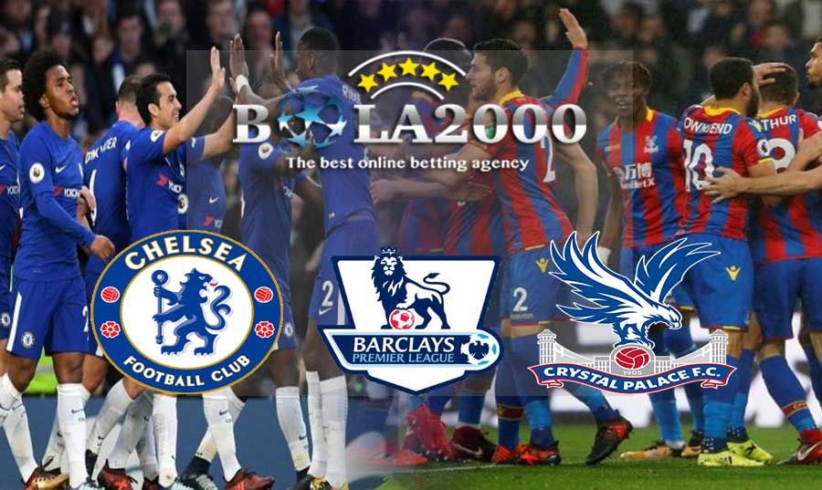 Prediksi Bola 11 Maret 2018 Chelsea vs Crystal Palace