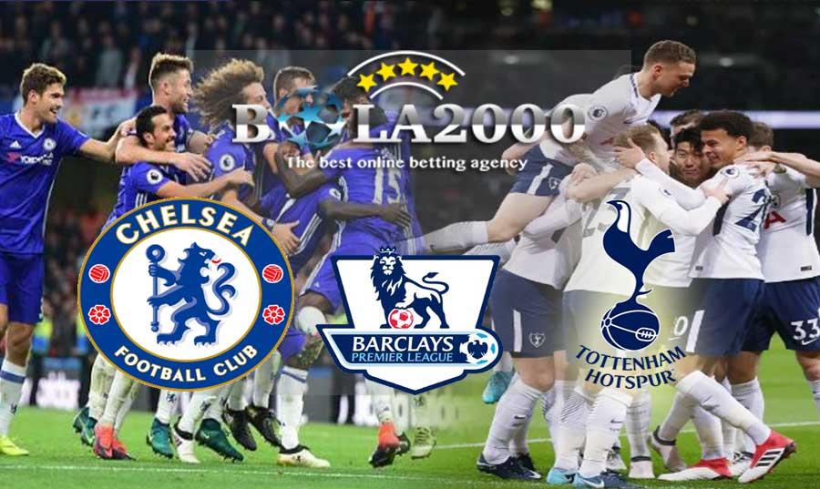 Prediksi Bola 01 April 2018 Liga Inggris Chelsea vs Tottenham