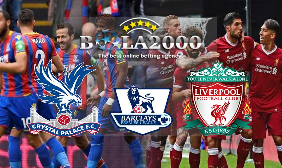 Prediksi Bola 31 Maret 2018 Liga Inggris Crystal Palace vs Liverpool