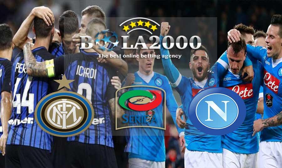 Prediksi Bola 12 Maret 2018 Inter Vs Napoli