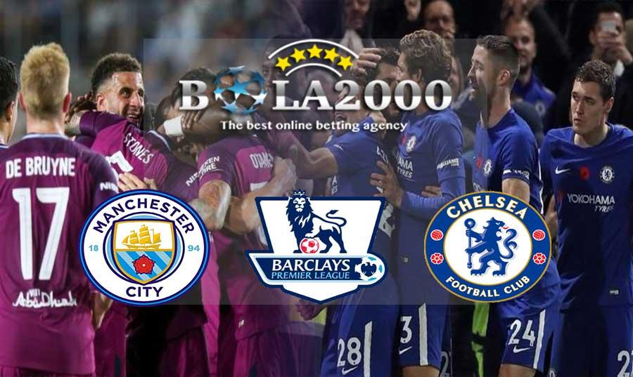 Prediksi Bola 04 Maret 2018 Manchester City vs Chelsea