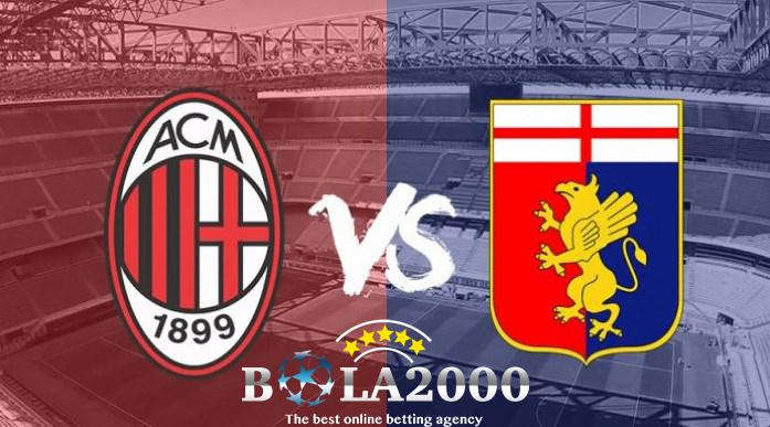 Prediksi Skor Bola AC Milan vs Genoa 12 Mar' 2018