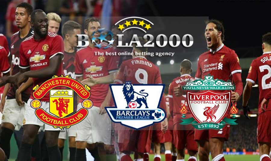Prediksi Bola 10 Maret 2018 Manchester United vs Liverpool