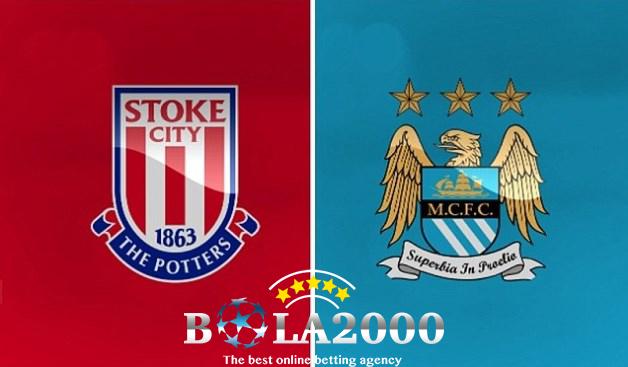 Prediksi Bola Liga Inggris Stoke City vs Manchester City 13 Mar' 2018
