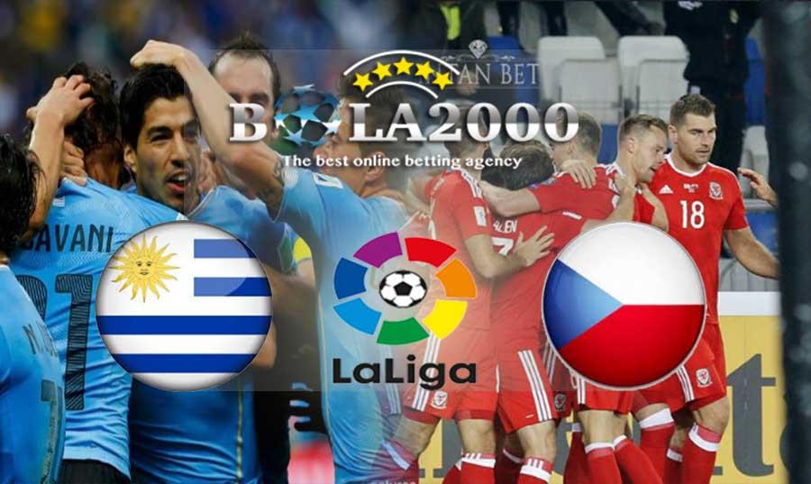 Prediksi Bola 23 Maret 2018 Uruguay vs Republik Ceko
