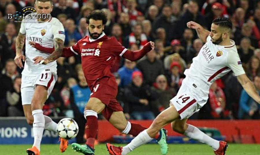 Prediksi Jitu AS Roma vs Liverpool 3 Mei 2018