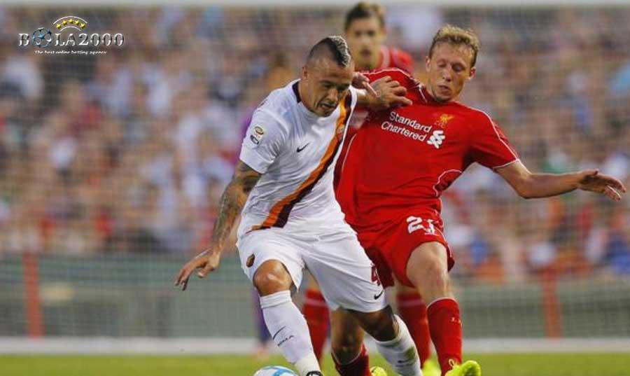 Prediksi Jitu Liverpool vs AS Roma 25 April 2018