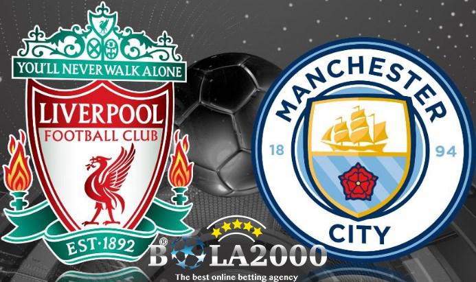 Prediksi Skor Liverpool vs Manchester City 5 Apr' 2018