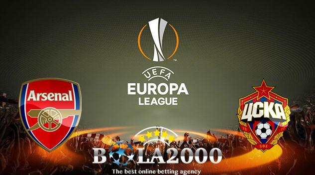 Prediksi Skor Bola Arsenal vs CSKA Moscow 6 Apr' 2018
