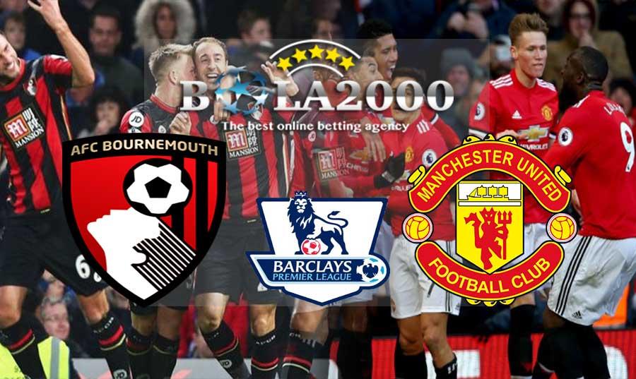 Prediksi Bola 19 April 2018 Liga Inggris Bournemouth vs Manchester United