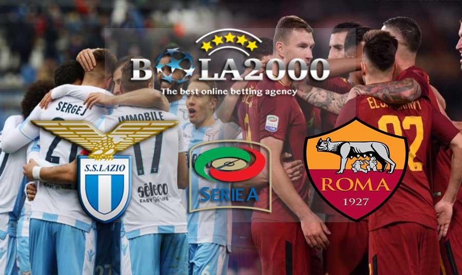 Prediksi Bola 16 April 2018 Liga Italia Lazio vs Roma