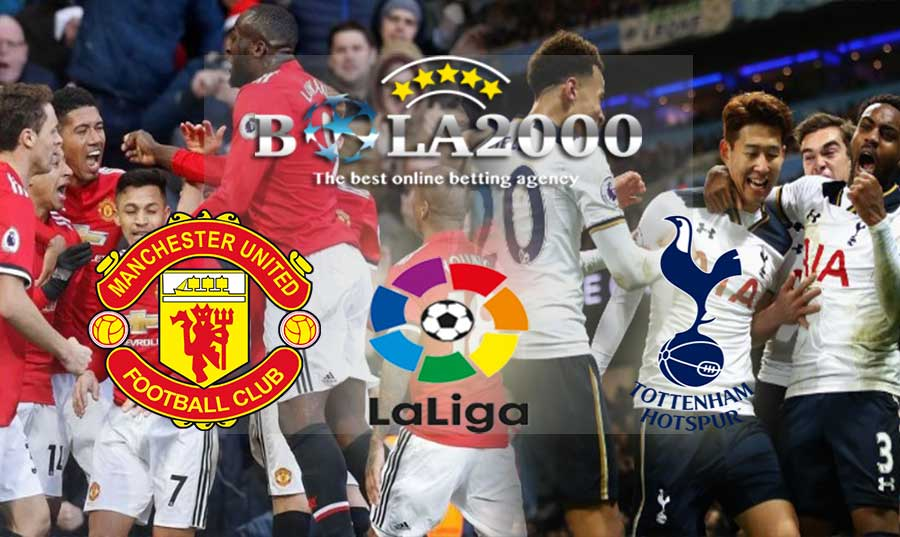 Prediksi Bola 21 April 2018 Piala FA Manchester United vs Tottenham