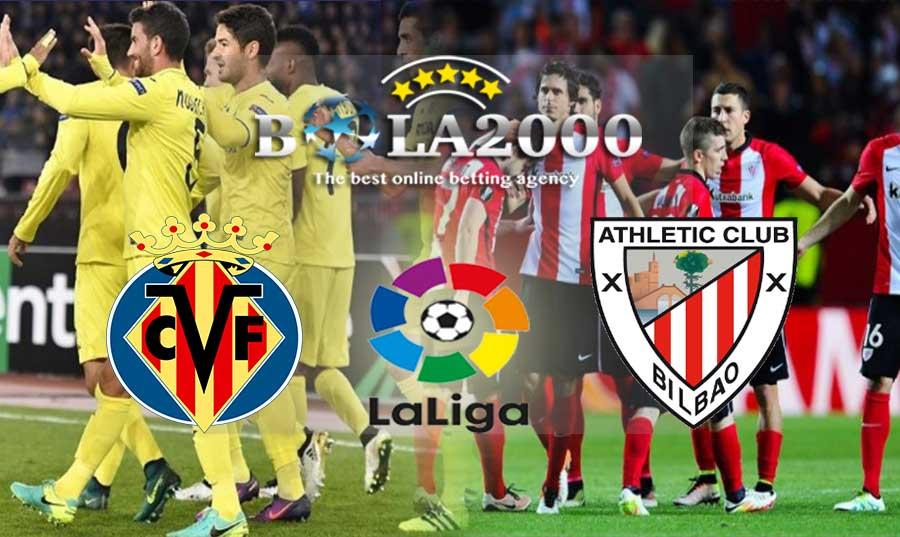 Prediksi Bola 10 April 2018 Liga Spanyol Villareal vs Athletic Bilbao