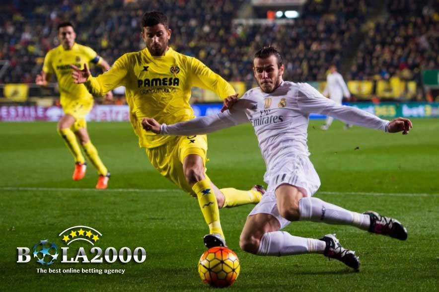Pemain Real Madrid Gareth Bale