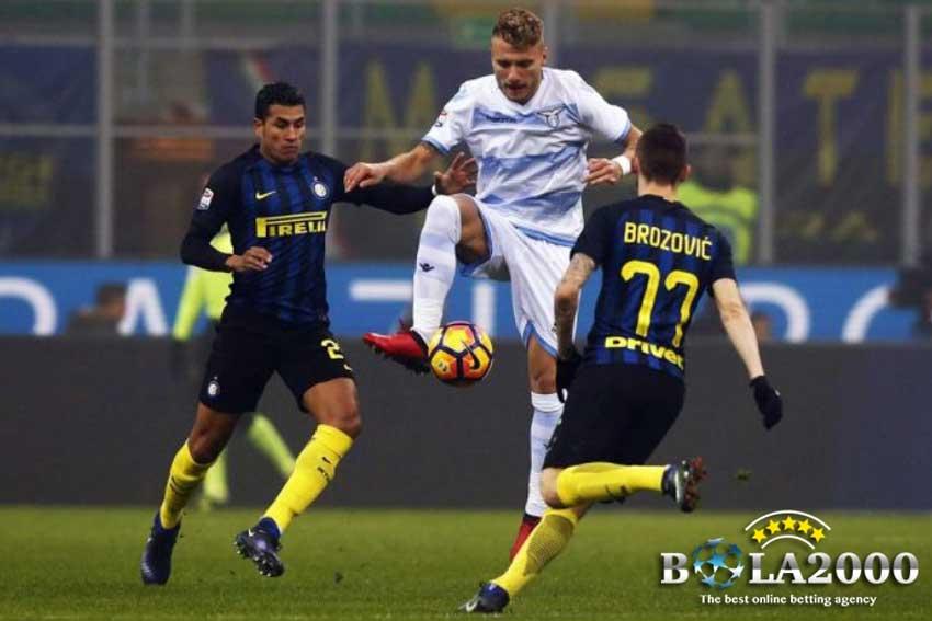 Pemain Inter Milan dan Lazio